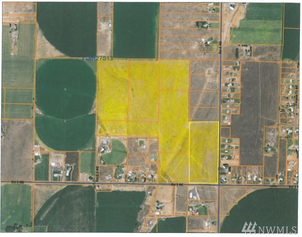 Road 3 and F NE, Moses Lake, WA 98837