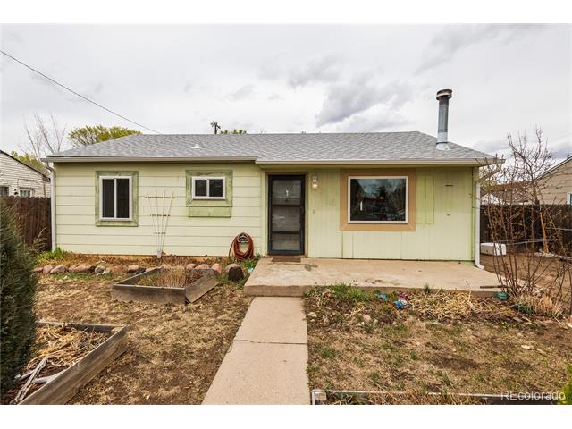 2218 S Corona Avenue, Colorado Springs, CO 80905