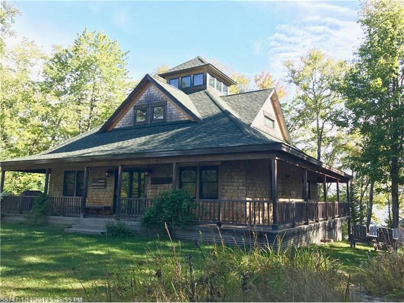 166 Kingfisher TRL , Perry, ME 04667