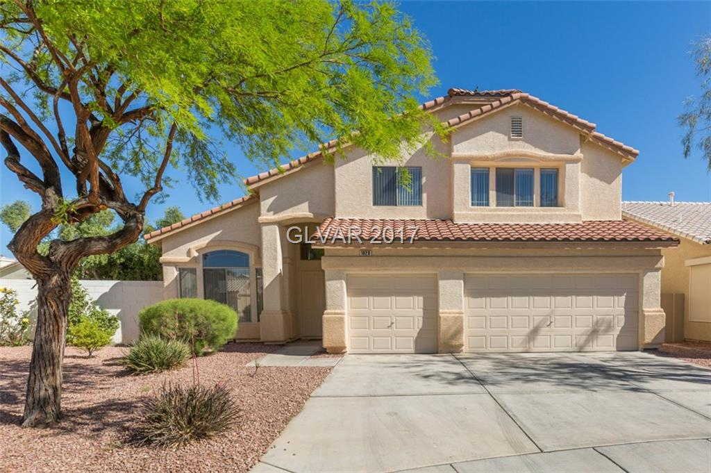1028 DODGER BLUE Avenue, Las Vegas, NV 89123