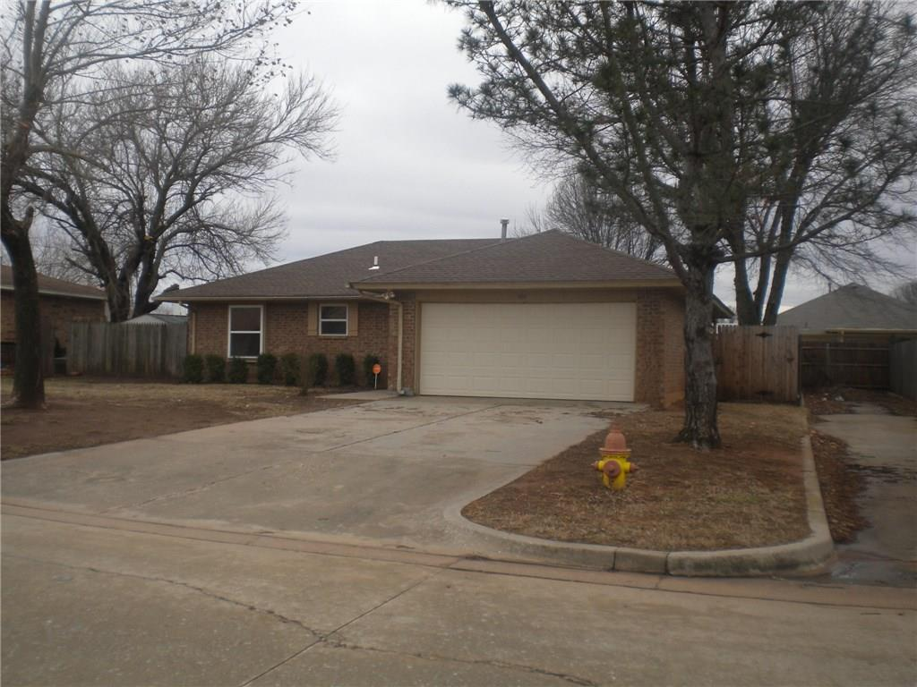 404 W Maple Branch Way, Mustang, OK 73064