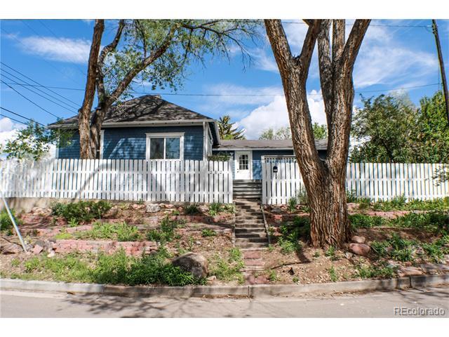 212 S 14th Street, Colorado Springs, CO 80904