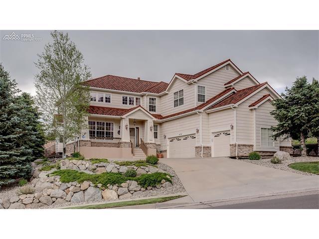 4735 Broadmoor Bluffs Drive, Colorado Springs, CO 80906
