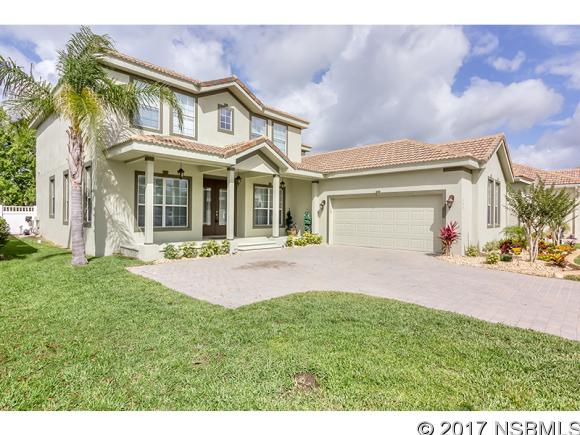 496 Venetian Villa Dr, New Smyrna Beach, FL 32168