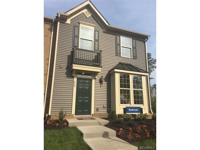 4325 Cottage Rose Lane S-A, Henrico, VA 23223