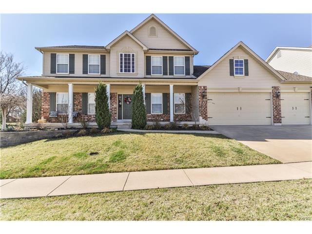 4704 Auburn Trace Drive, Mehlville, MO 63128