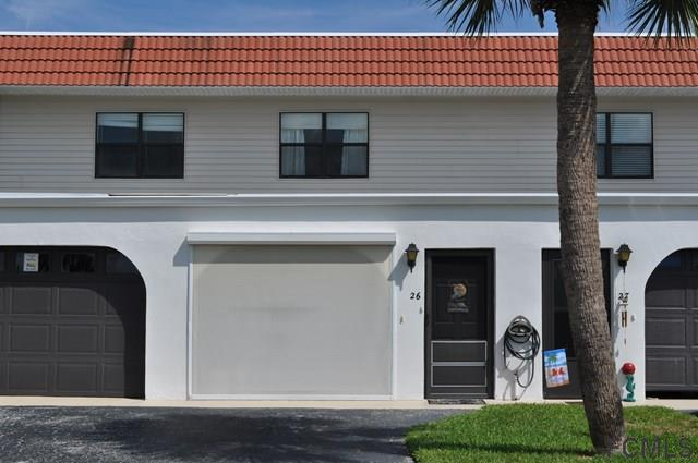 26 Ocean Palm Villas N, Flagler Beach, FL 32136