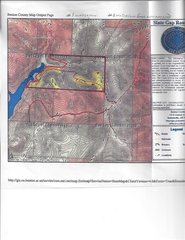 69 acres Slate Gap RD, Garfield, AR 72732