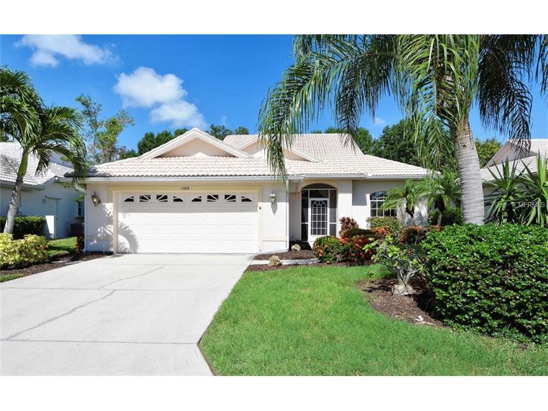 1268 HIGHLAND GREENS DRIVE, VENICE, FL 34285