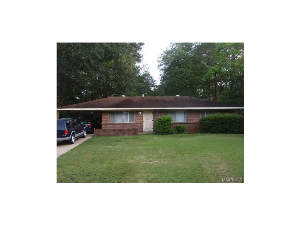 3634 PLEASANT RIDGE Road, Montgomery, AL 36109