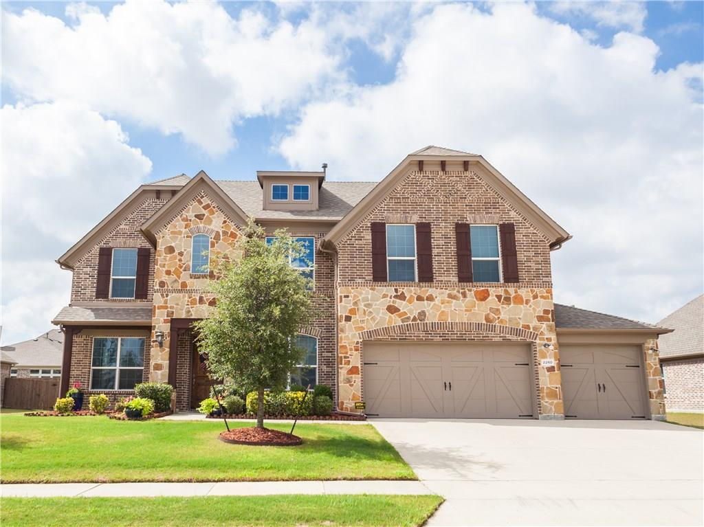 2260 Hideaway Point Drive, Little Elm, TX 75068