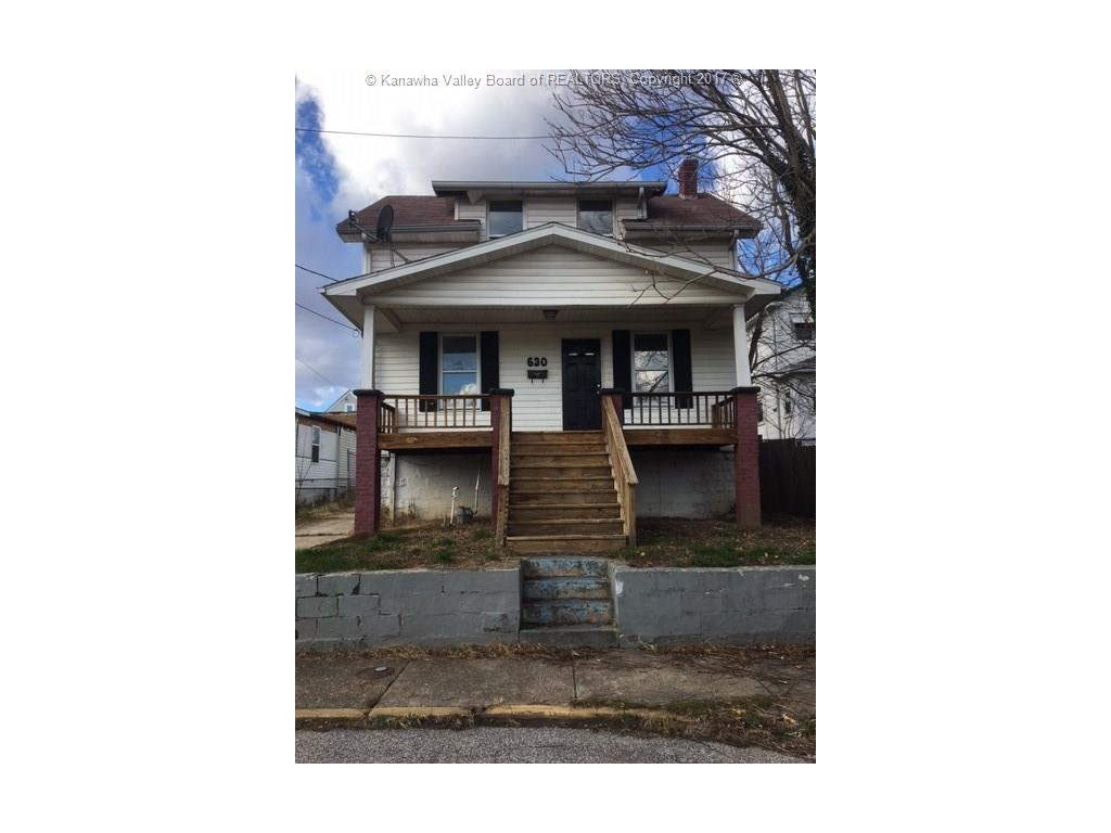 630 Grant Street, Charleston, WV 25302