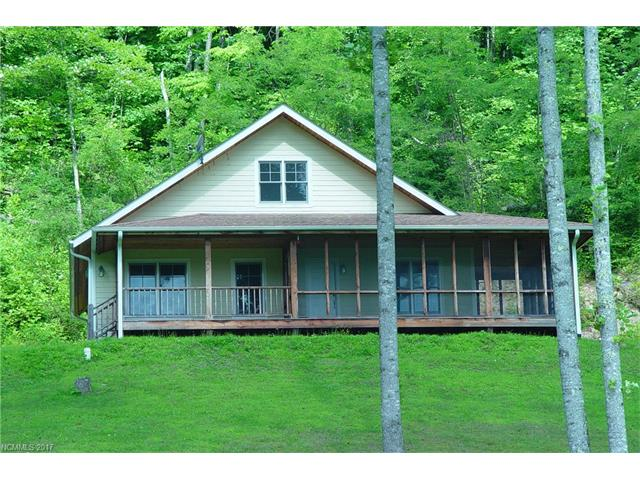 1300 Indian Camp Creek Road, Hot Springs, NC 28743