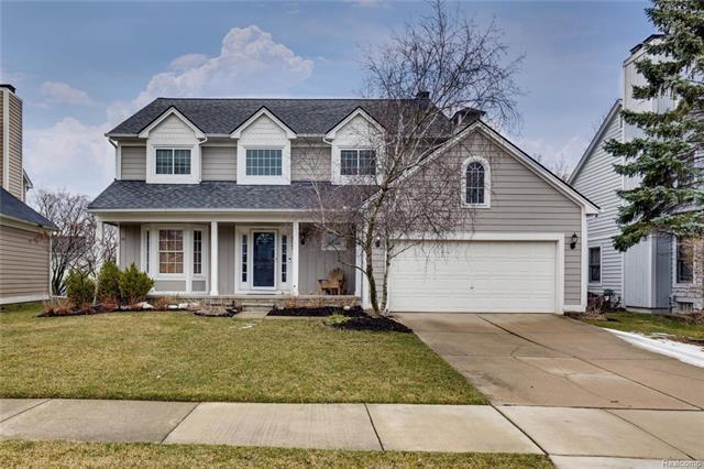 857 Linden WAY, Auburn Hills, MI 48326