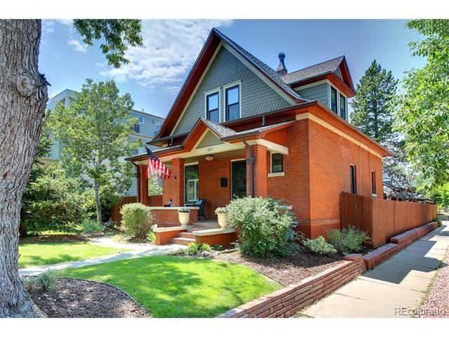 3891 Vrain Street, Denver, CO 80212