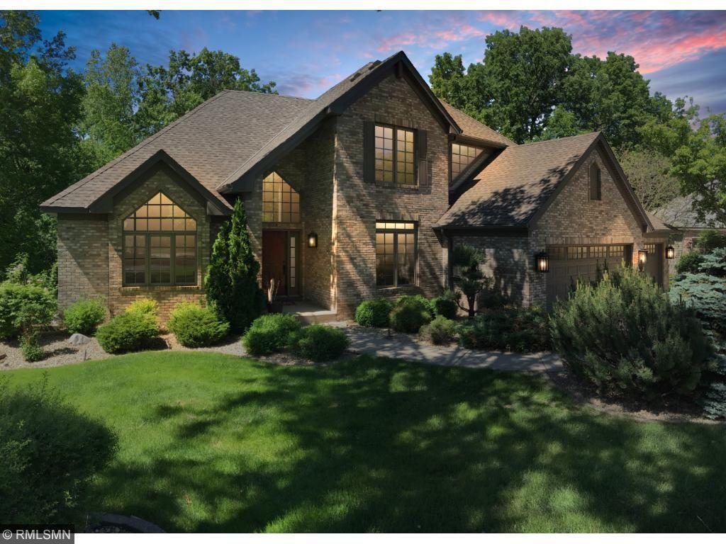 1445 Hawk Ridge Circle, Lino Lakes, MN 55038