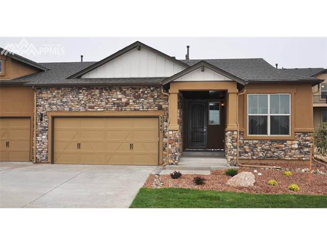 3346 Redcoat Lane, Colorado Springs, CO 80920
