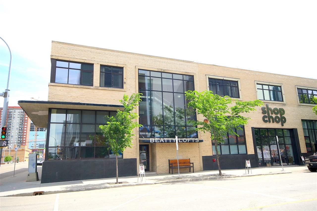 10265 107 Street 205, Edmonton, AB T5J 5G2