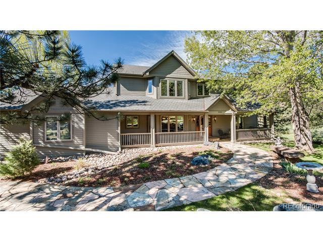 30360 Beaver Creek Lane, Evergreen, CO 80439