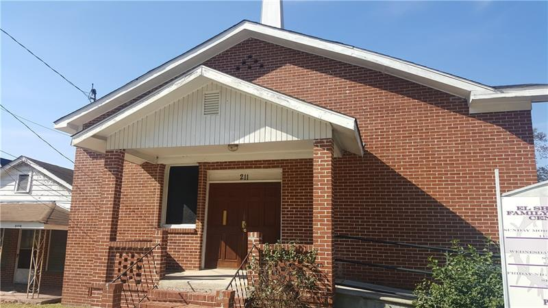 211 Madison Street, Macon, GA 31201