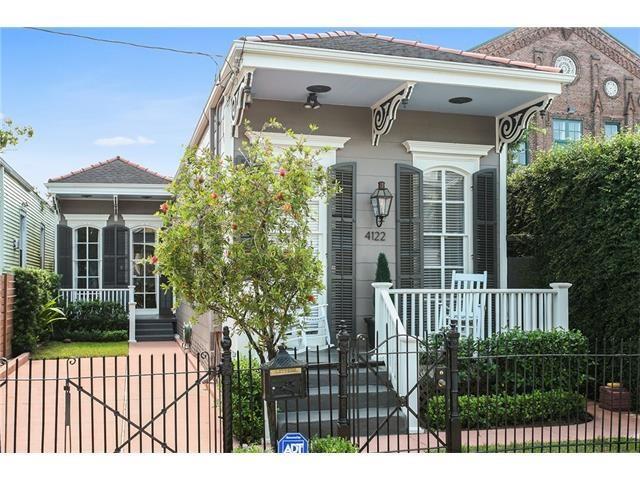 4122 COLISEUM Street, New Orleans, LA 70115