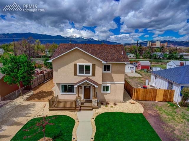2022 N Wahsatch Street, Colorado Springs, CO 80907