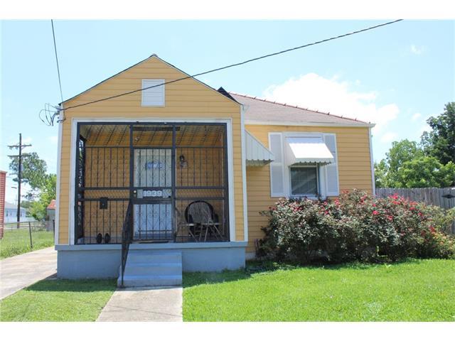 1939 MAZANT Street, New Orleans, LA 70117