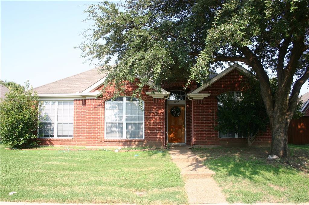 1252 Bedford Lane, Lewisville, TX 75077