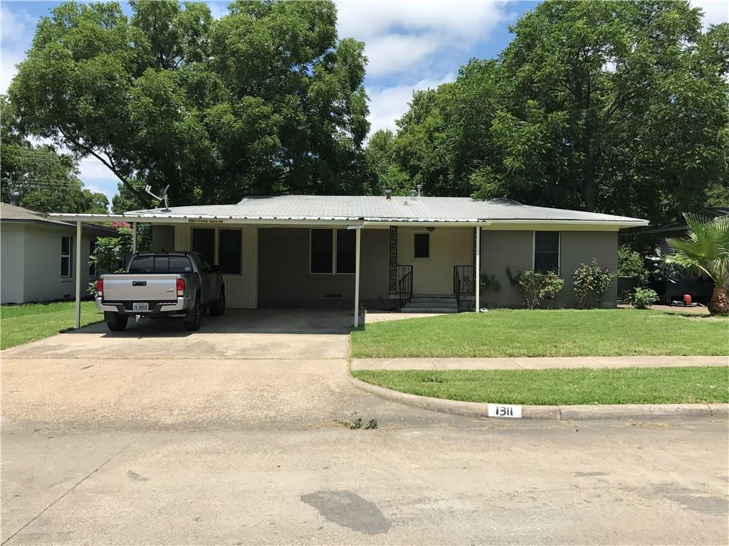 1311 Richard Street, Mesquite, TX 75149