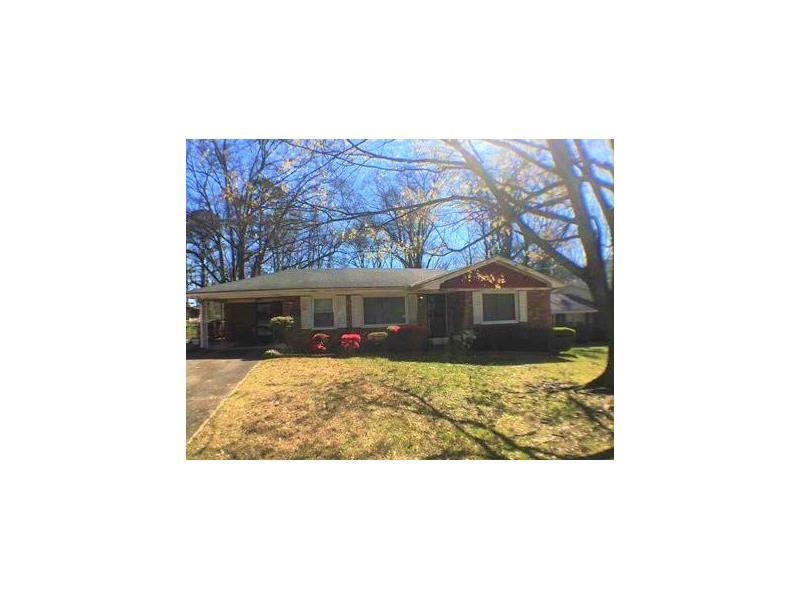 2562 SW Springdale Road, Atlanta, GA 30315
