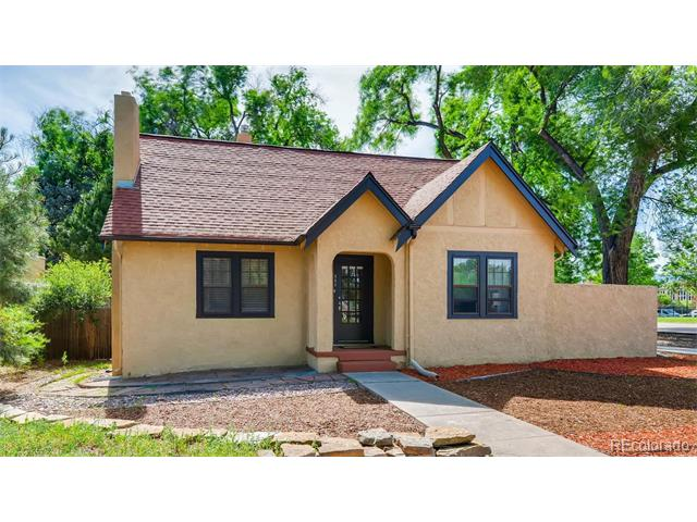 332 N Meade Avenue, Colorado Springs, CO 80909