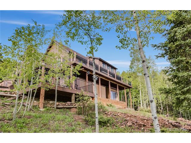 10519 Christopher Drive, Conifer, CO 80433