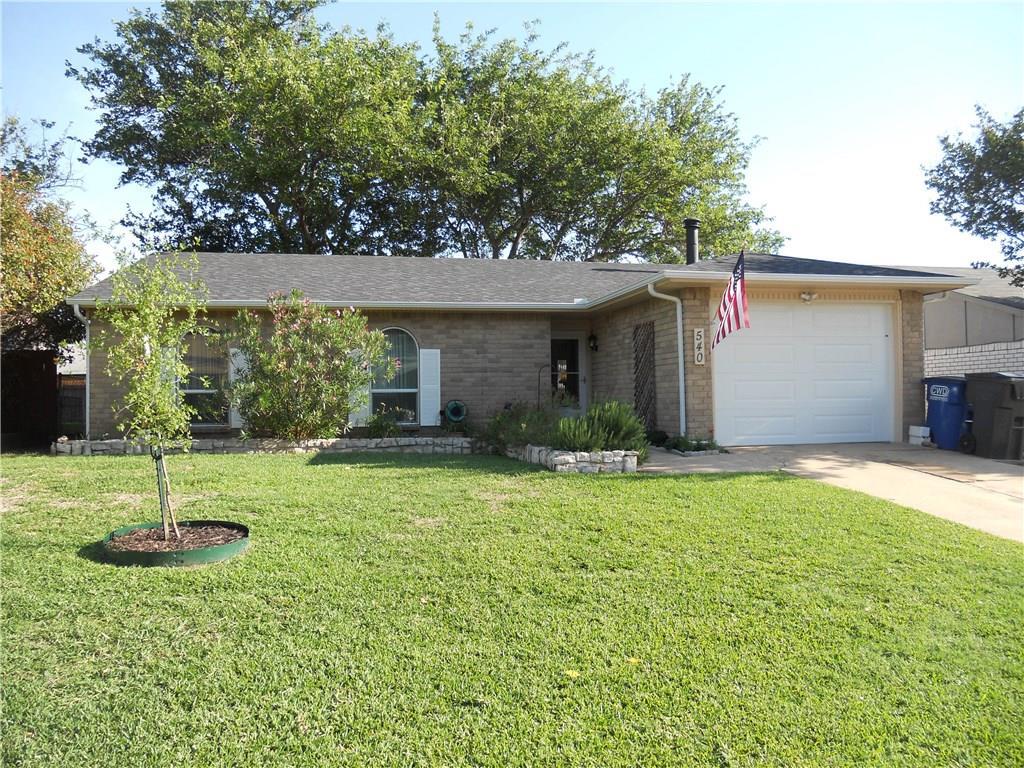540 Oldbridge Drive, Allen, TX 75002
