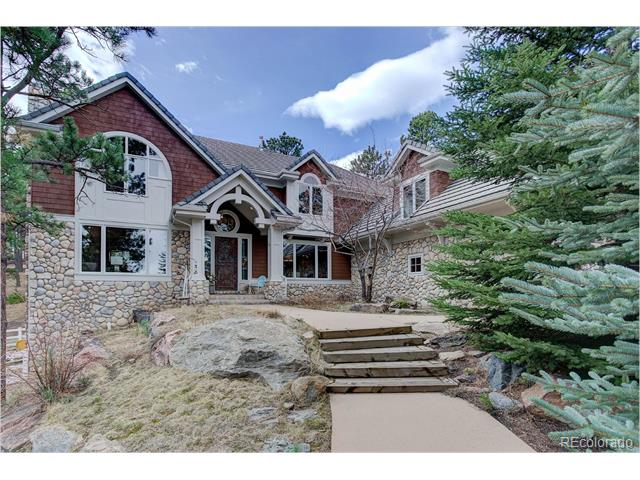 31494 Morning Star Drive, Evergreen, CO 80439