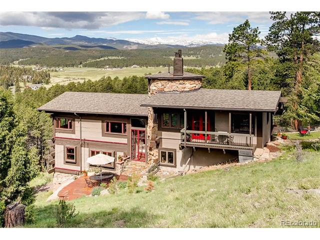 7365 Heiter Hill Road, Evergreen, CO 80439