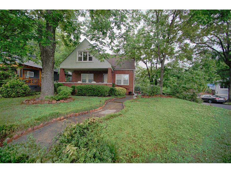 2138 NE Ridgedale Road, Atlanta, GA 30317