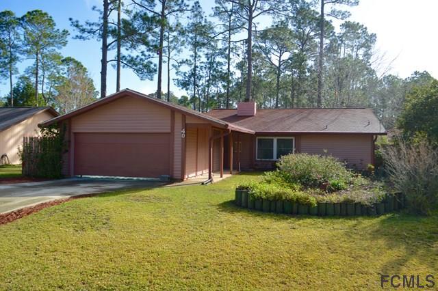 40 W Bressler Lane, Palm Coast, FL 32164