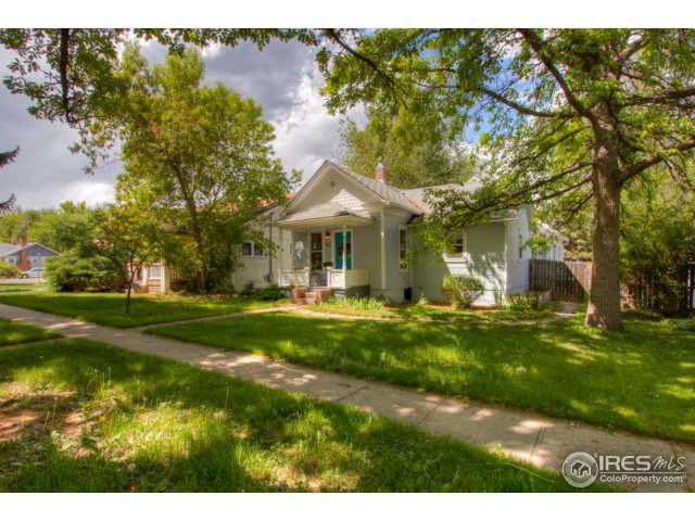 406 E Pitkin St, Fort Collins, CO 80524