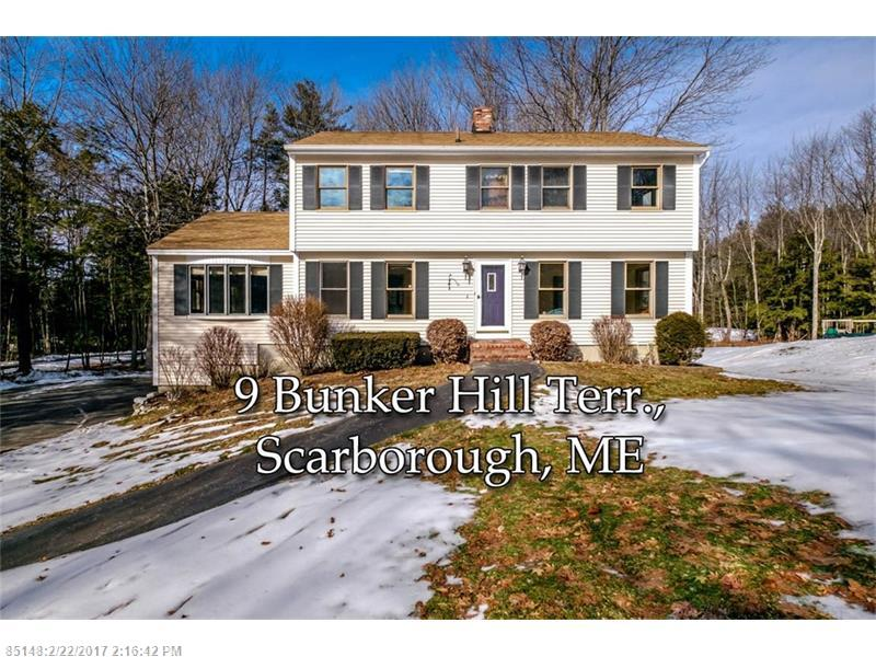 9 Bunker Hill TER , Scarborough, ME 04074