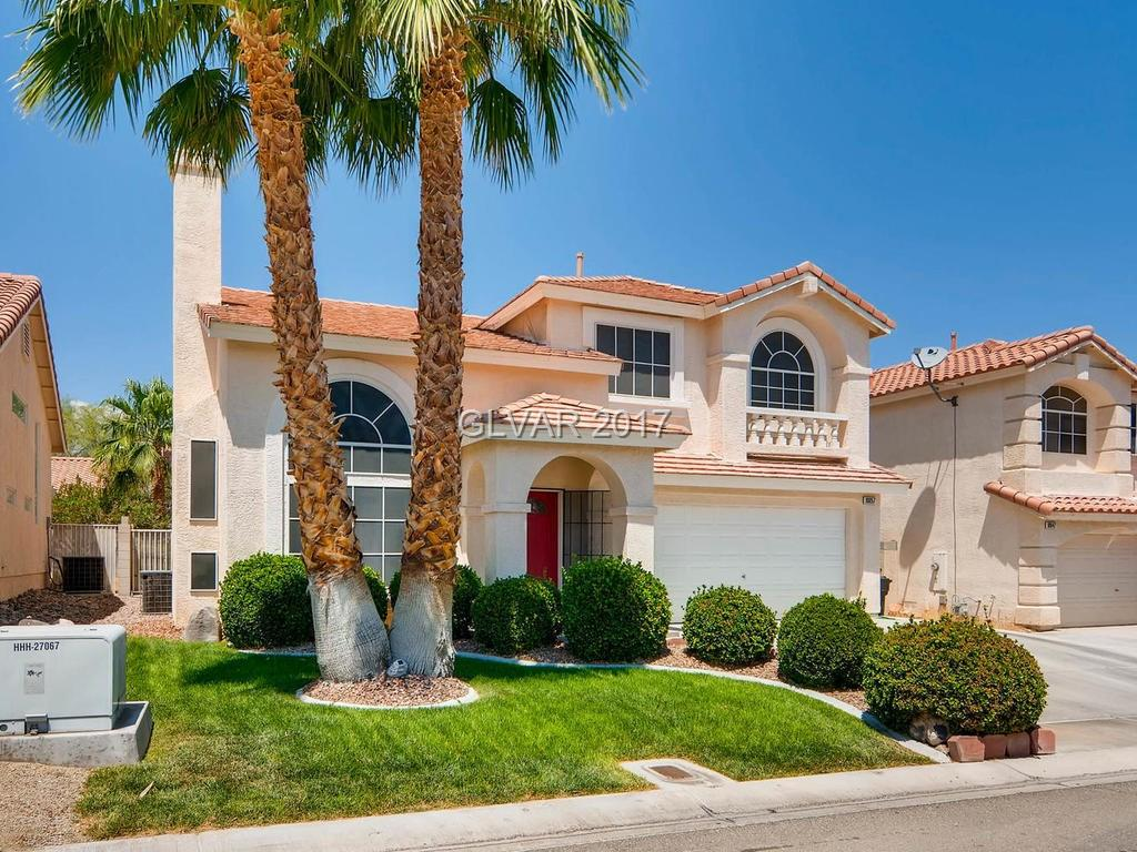 10057 DISTANT RAIN Court, Las Vegas, NV 89183