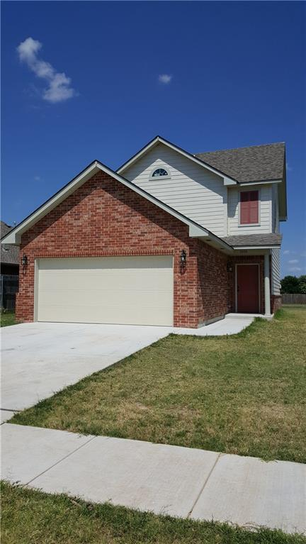 1616 Ginger Avenue, Moore, OK 73160