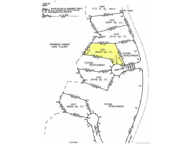 114 Barons Court 1031, Mount Gilead, NC 27306