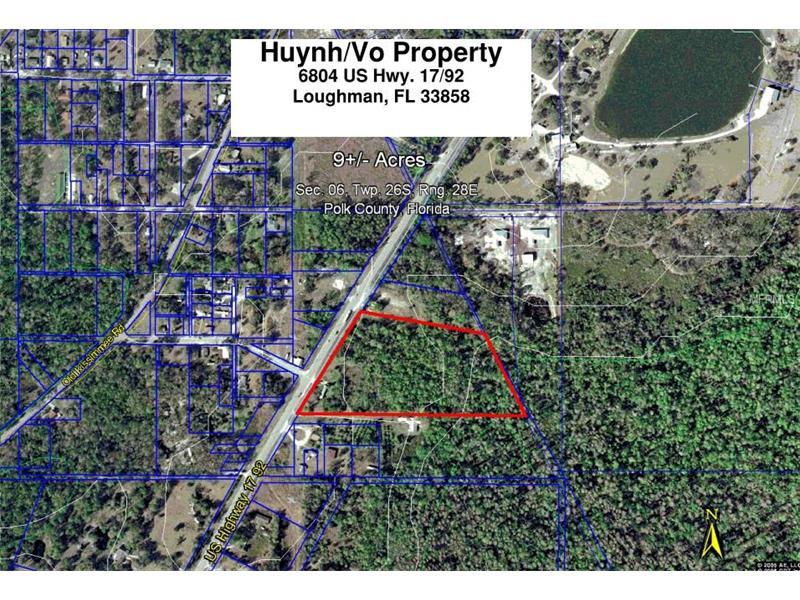 6804 US HWY 92, LOUGHMAN, FL 33858