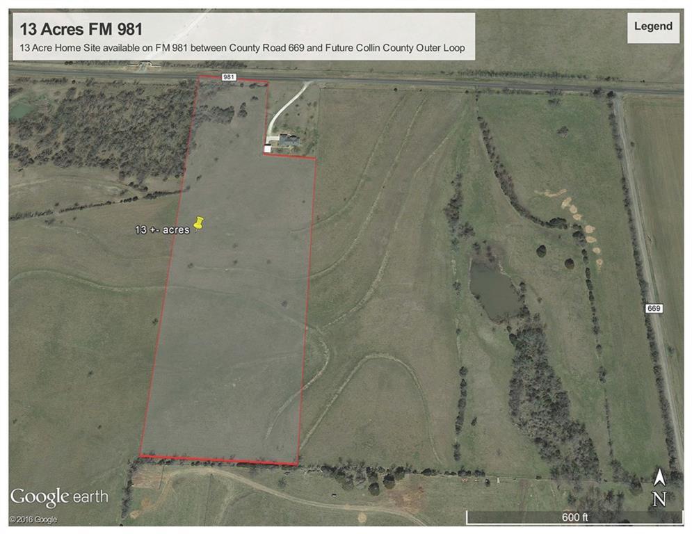 15674 FM 981 B, Blue Ridge, TX 75424