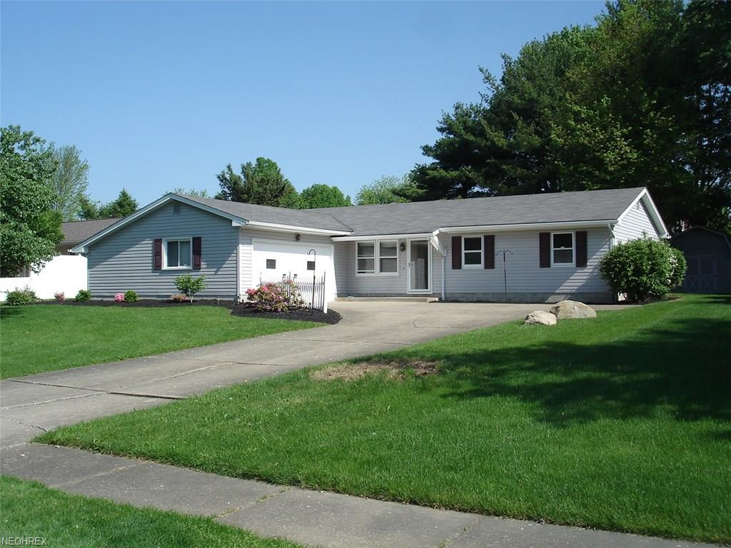 408 Garver Dr, Youngstown, OH 44512