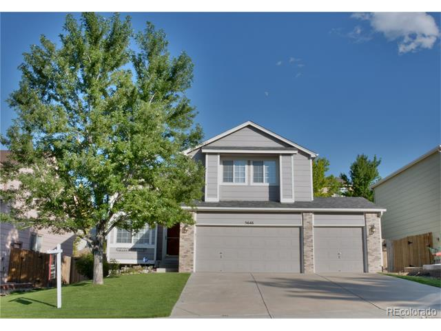 5646 S Wenatchee Street, Aurora, CO 80015