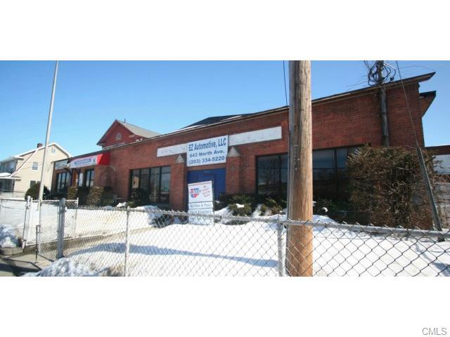 643 North Avenue, Bridgeport, CT 06606