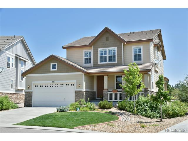 667 Tiger Lily Way, Highlands Ranch, CO 80126