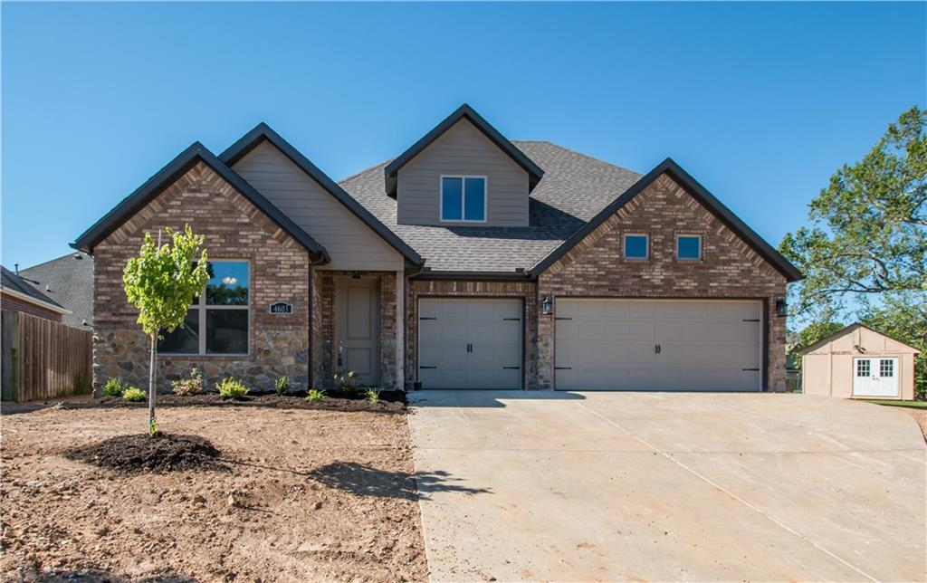 4603 SW Bamboo AVE, Bentonville, AR 72712