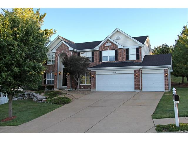 2606 Windmill Forest Drive, Imperial, MO 63052